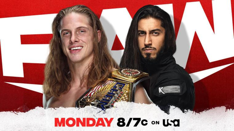Riddle to battle Mustafa Ali in a United States Title Match