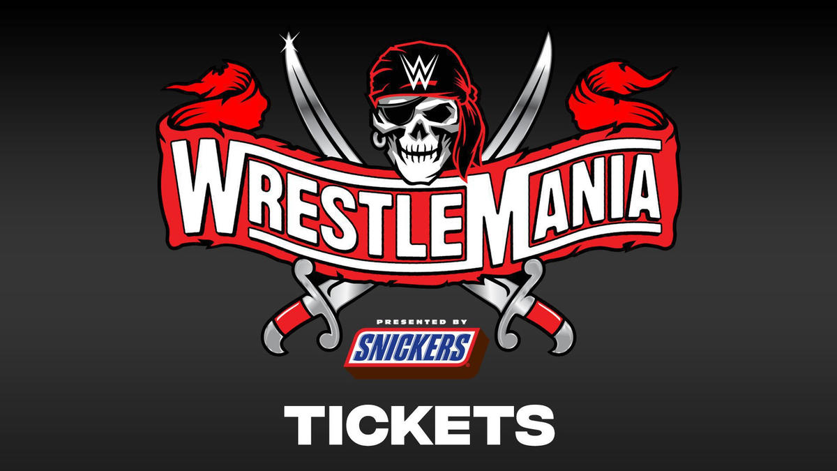 WrestleMania tickets on sale next Tuesday, March 16