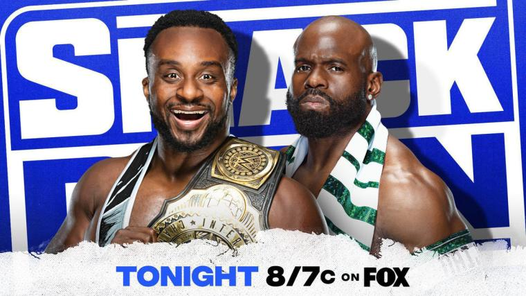 Big E and Apollo Crews to sit down for an exclusive interview en route to WWE Fastlane