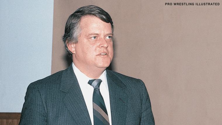 Jim Crockett Jr. passes away