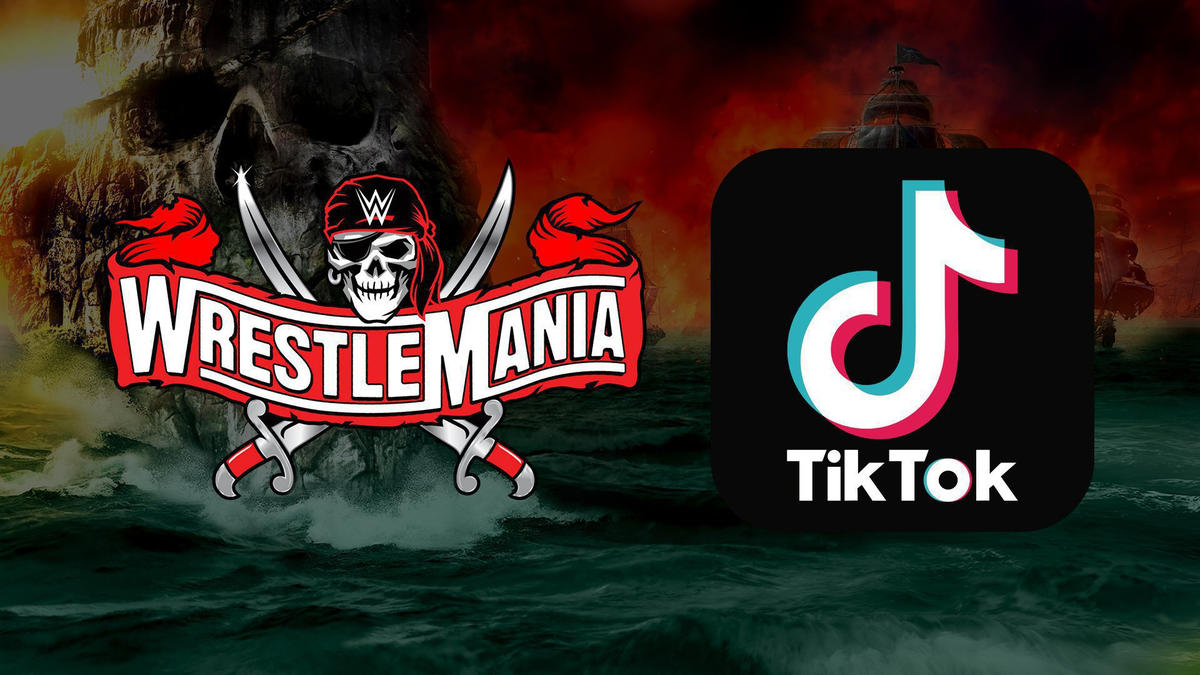 Get ready for WrestleMania Week on TikTok!