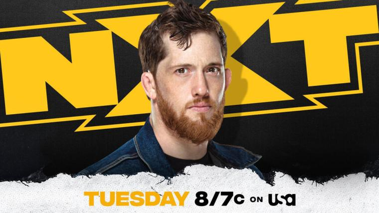 Kyle O'Reilly returns to NXT this Tuesday night