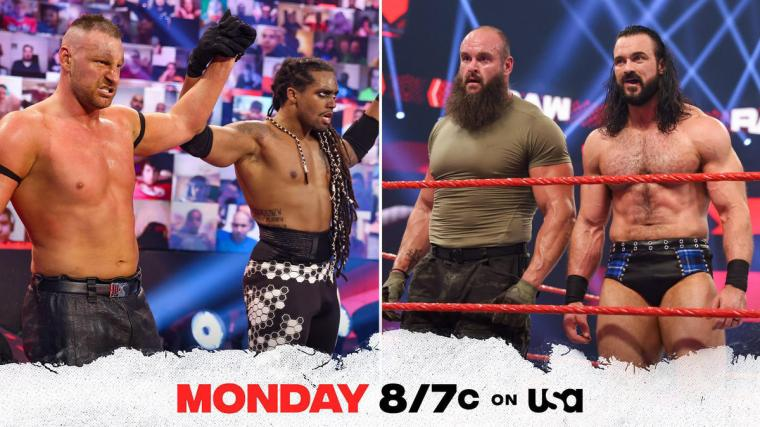 Drew McIntyre & Braun Strowman join forces once more against MACE & T-BAR