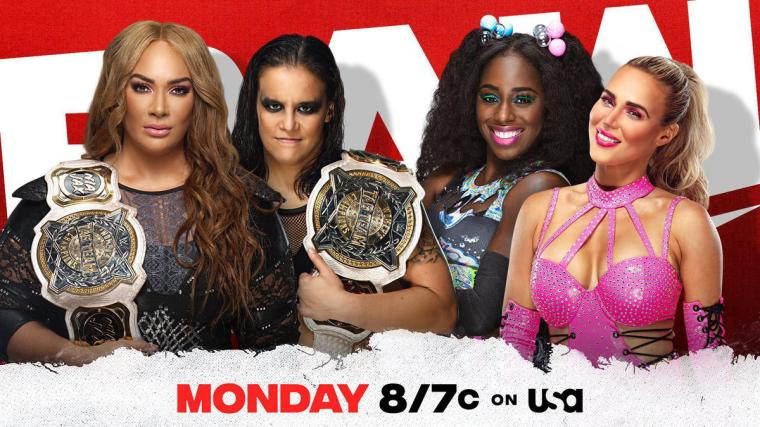 Nia Jax & Shayna Baszler to put WWE Women's Tag Team Titles on the line against Lana & Naomi