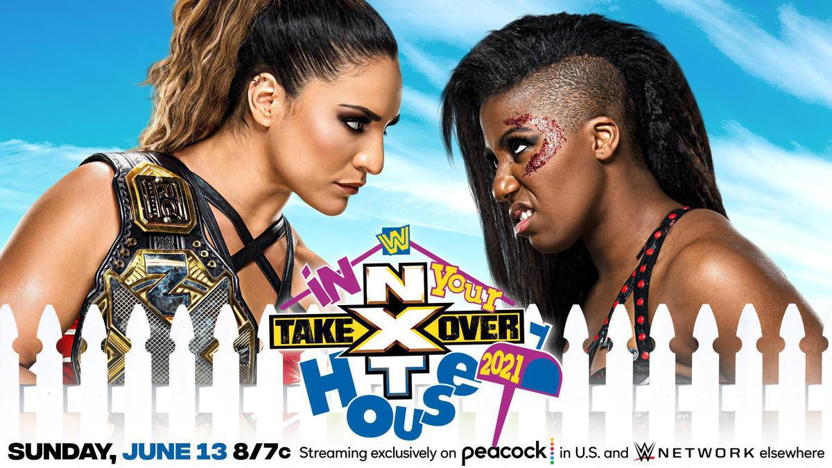 NXT Women's Champion Raquel Gonzalez vs. Ember Moon