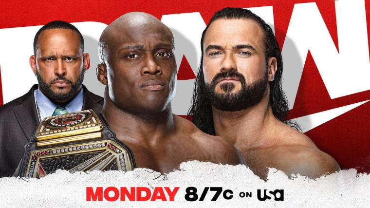 Drew McIntyre and Bobby Lashley set for WWE Championship Contract Signing
