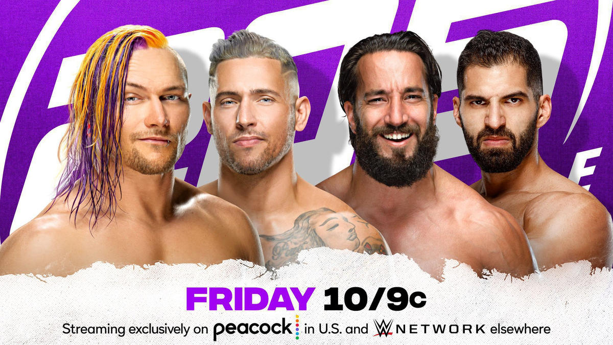 Sterling and Hale to tangle with Nese and Daivari, Waller to debut against Sunil on 205 Live