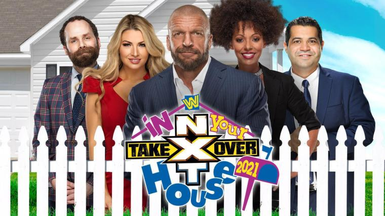 Get ready for NXT TakeOver: In Your House with a jam-packed Sunday programming slate