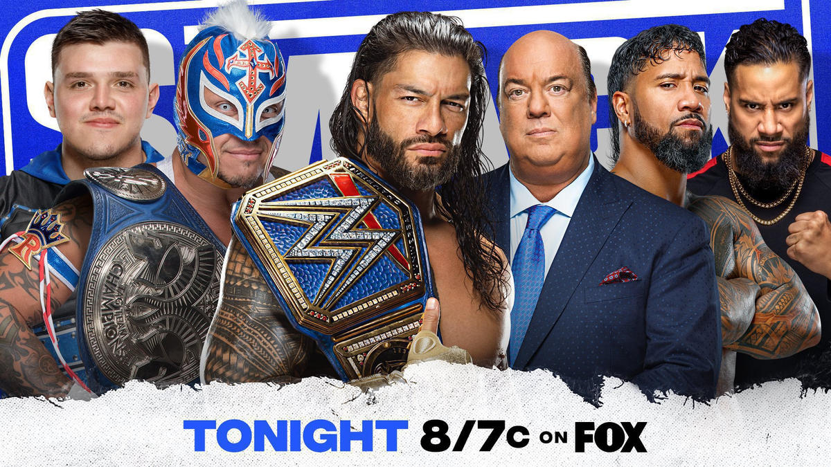 Rey Mysterio could be out for payback against Roman Reigns tonight