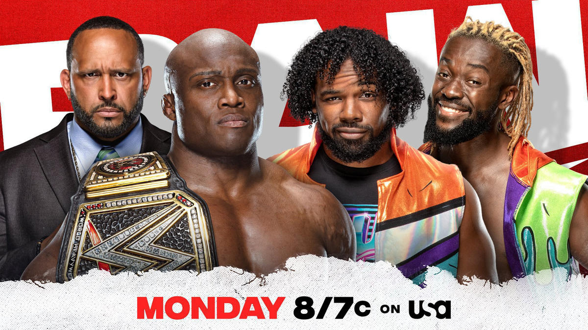 Xavier Woods seeks redemption against WWE Champion Bobby Lashley