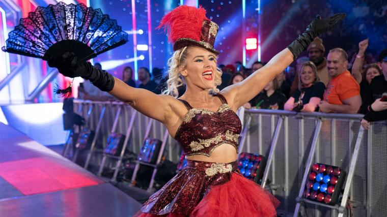 It's a girl! Lacey Evans reveals the gender of her baby!