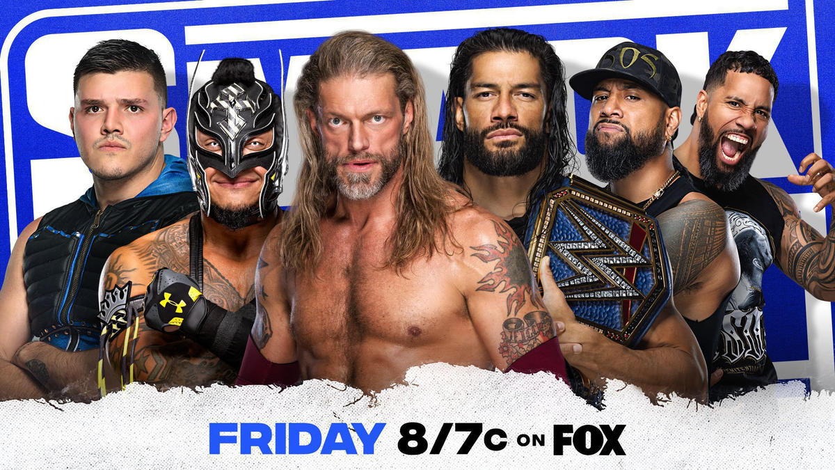 Edge and The Mysterios to throw down with Roman Reigns and The Usos