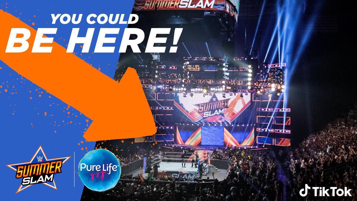 WWE & TikTok launch SummerSlam ring announcer search