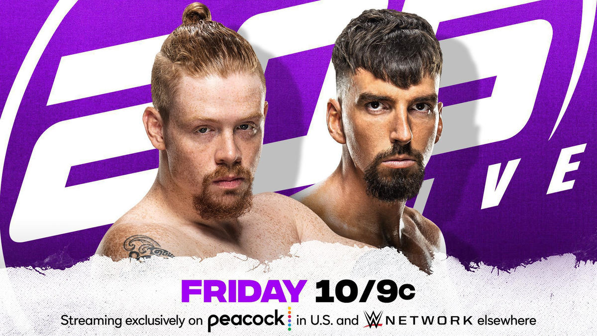 Baxter and Chase to battle in highly anticipated clash on 205 Live
