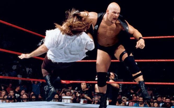 स्टोन कोल्ड स्टीव ऑस्टिन की WWE नेटवर्क पर वापसी, इस सप्ताह 1