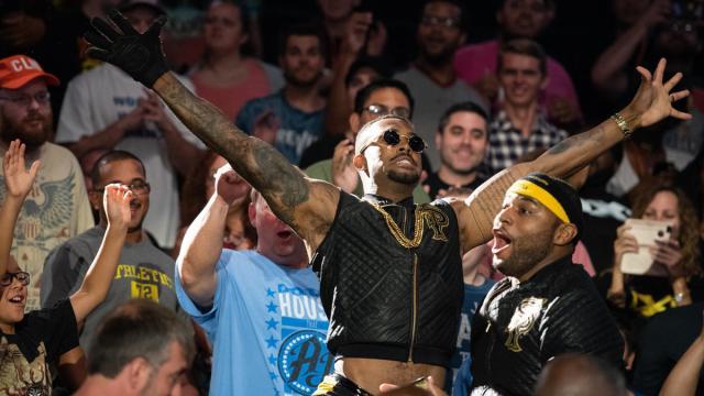 WWE NXT photos: Aug. 1, 2018