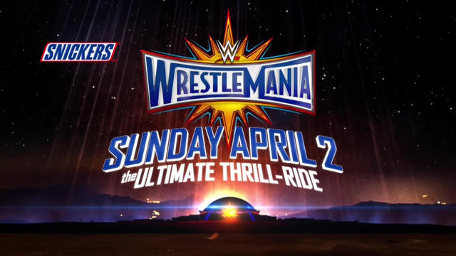 Image result for WrestleMania 33 the ultimate thrill ride April 2