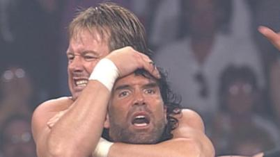 The Outsiders vs. Ric Flair & Roddy Piper: The Great American Bash 1997 | WWE
