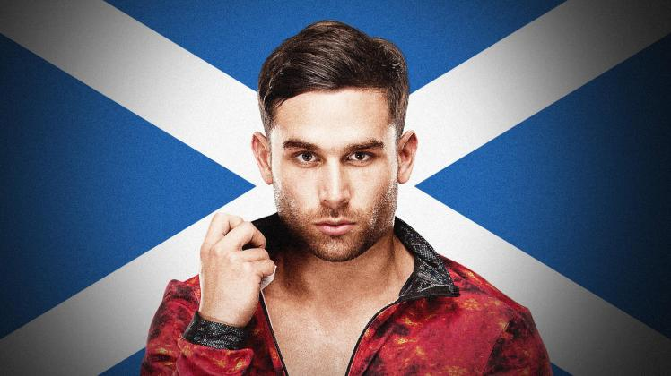 WWE Superstar Noam Dar talks 205 Live, Liam Gallagher and Finn Balor