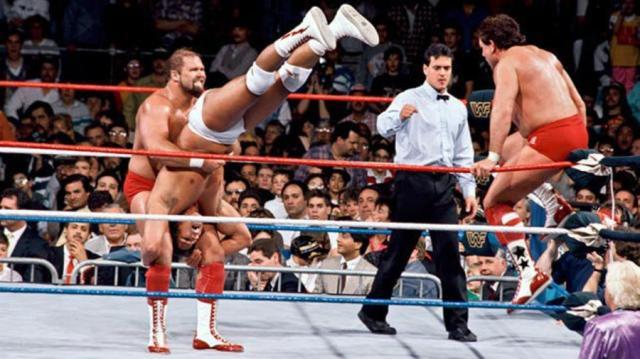 Wrestle Mania 5