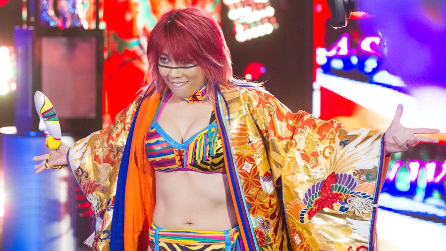 Image result for Asuka WWE RAW