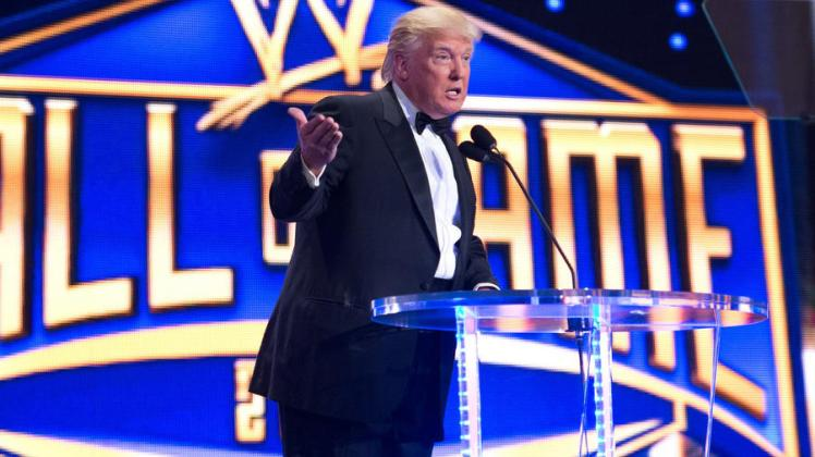 Wrestling and politics: Why Donald Trump is WWE's favourite politician