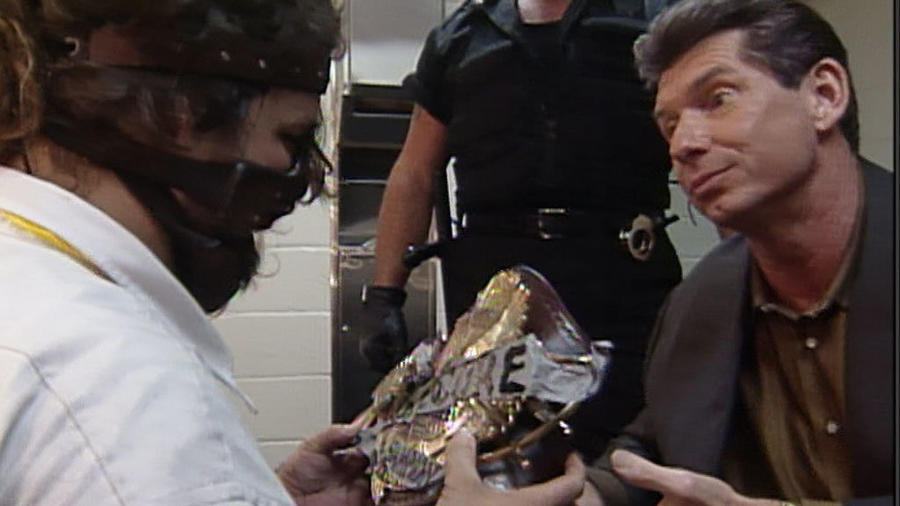 Image result for mankind hardcore championship