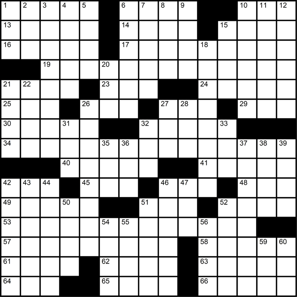 We're Very Sorry About Printing the Wrong Crossword. Print