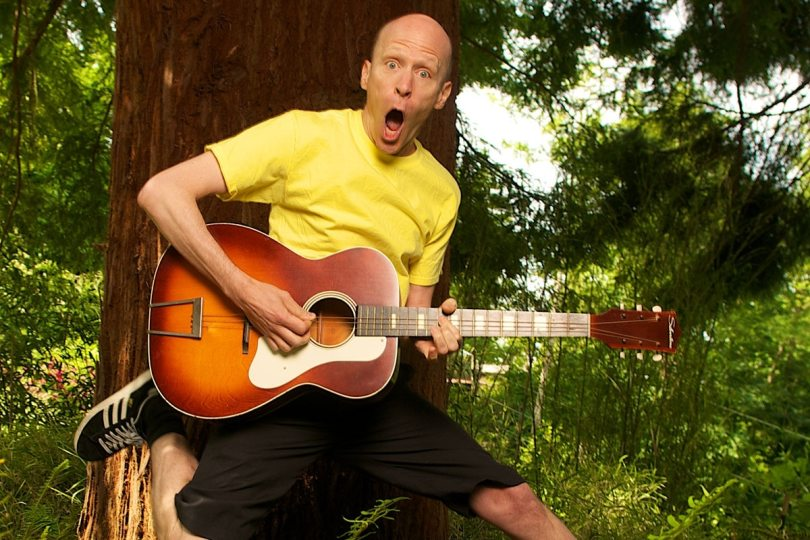 Chris Ballew Got Famous Singing About Peaches and Froggies. Now He Makes  Music for Children. - Willamette Week