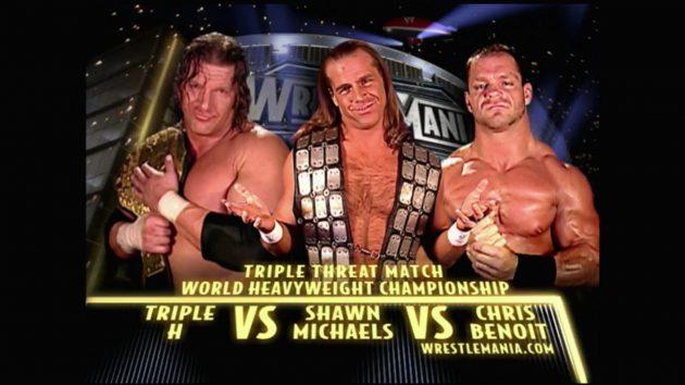 Wrestle Mania 20
