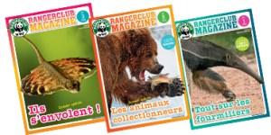 Rangerclub Magazines
