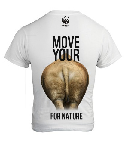 WWF man sportshirt