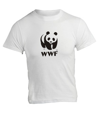WWF vrouwsportshirt