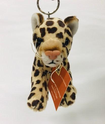Jaguar keychain WWF