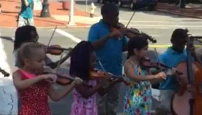 futurecity children music_427008