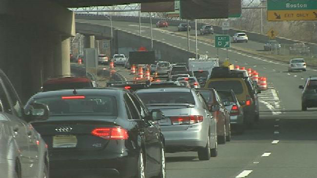 I-91 south traffic_367934