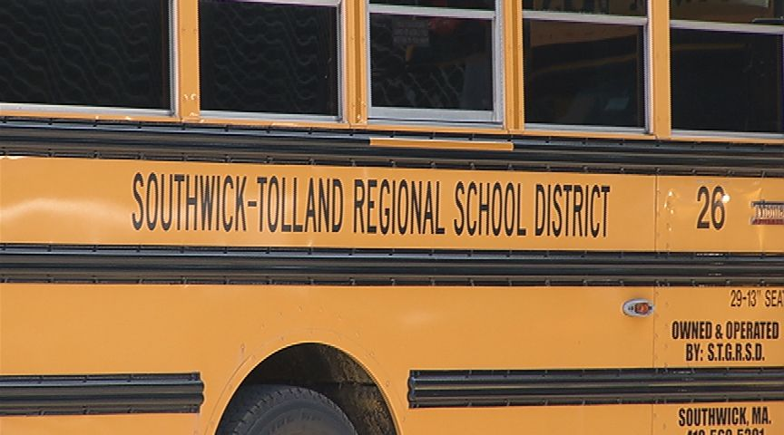 Southwick Tolland school bus_690596