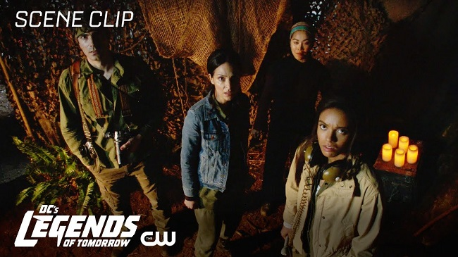 DC's Legends of Tomorrow Welcome to the Jungle Scene_746113