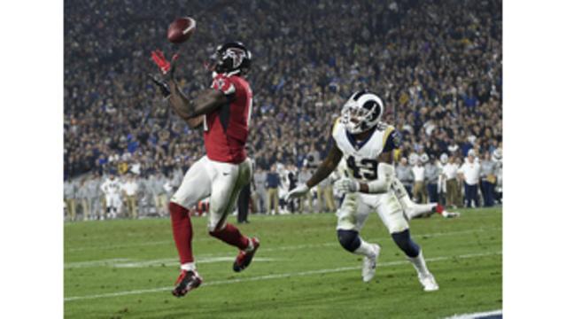 Falcons Rams Football_774105