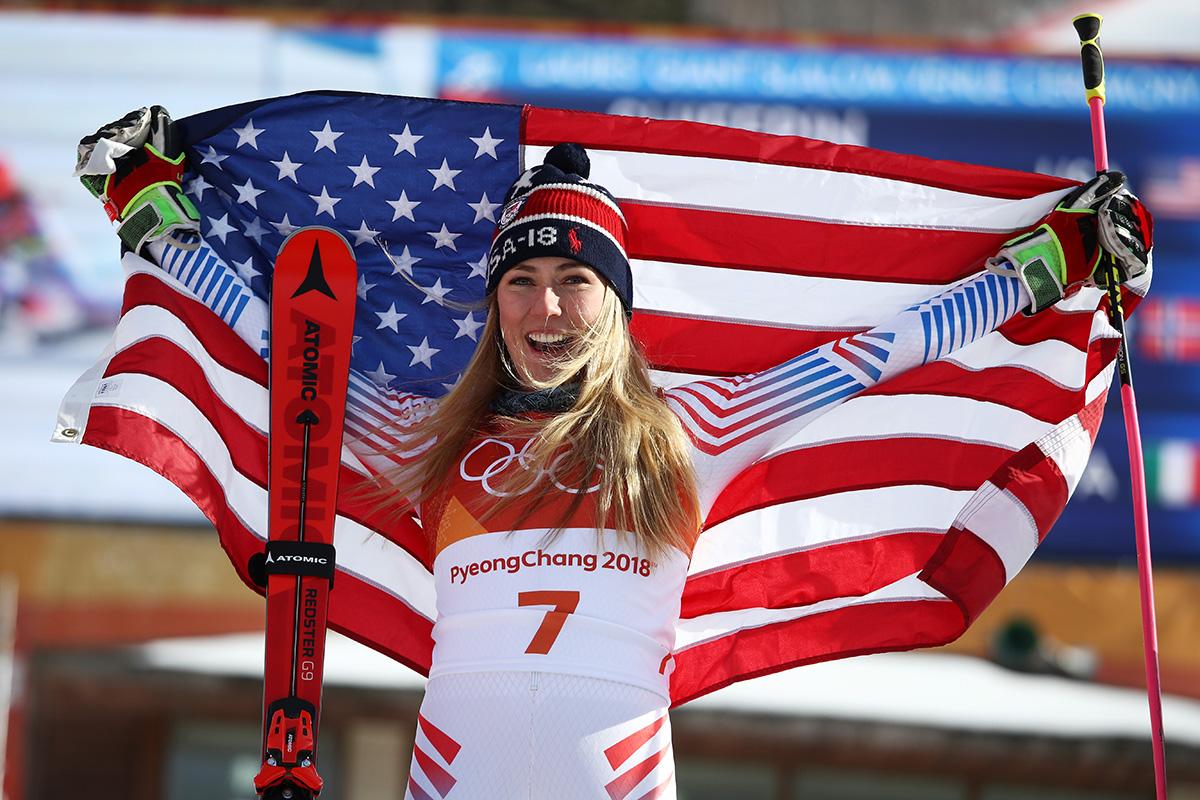 Alpine Skiing – Winter Olympics Day 6_801265