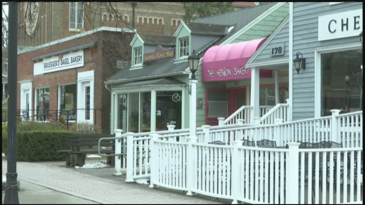 Restaurant business in Amherst on the decline