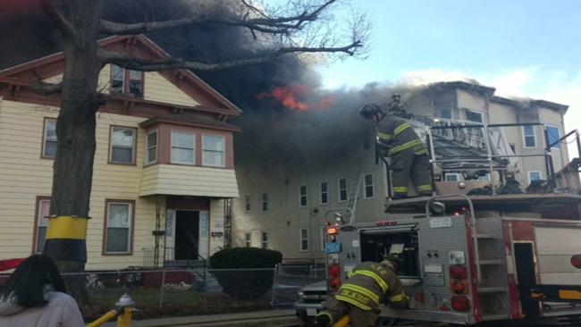 bancroft street fire