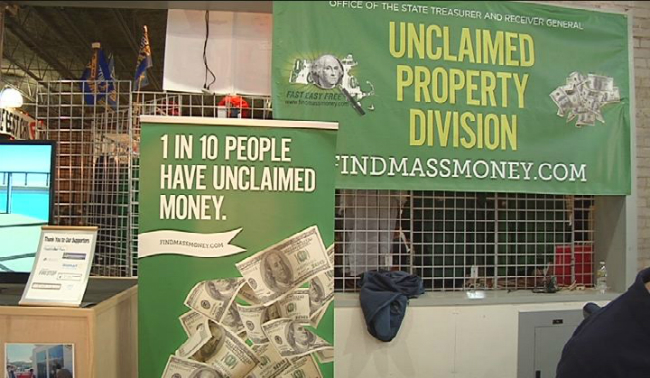 unclaimed property booth_265831