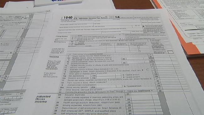 tax taxes 1040 form_148923
