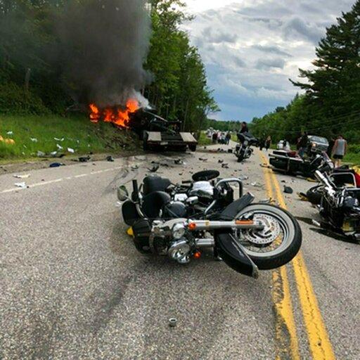 Survivor of NH motorcycle crash sues Volodymyr Zhukovskyy