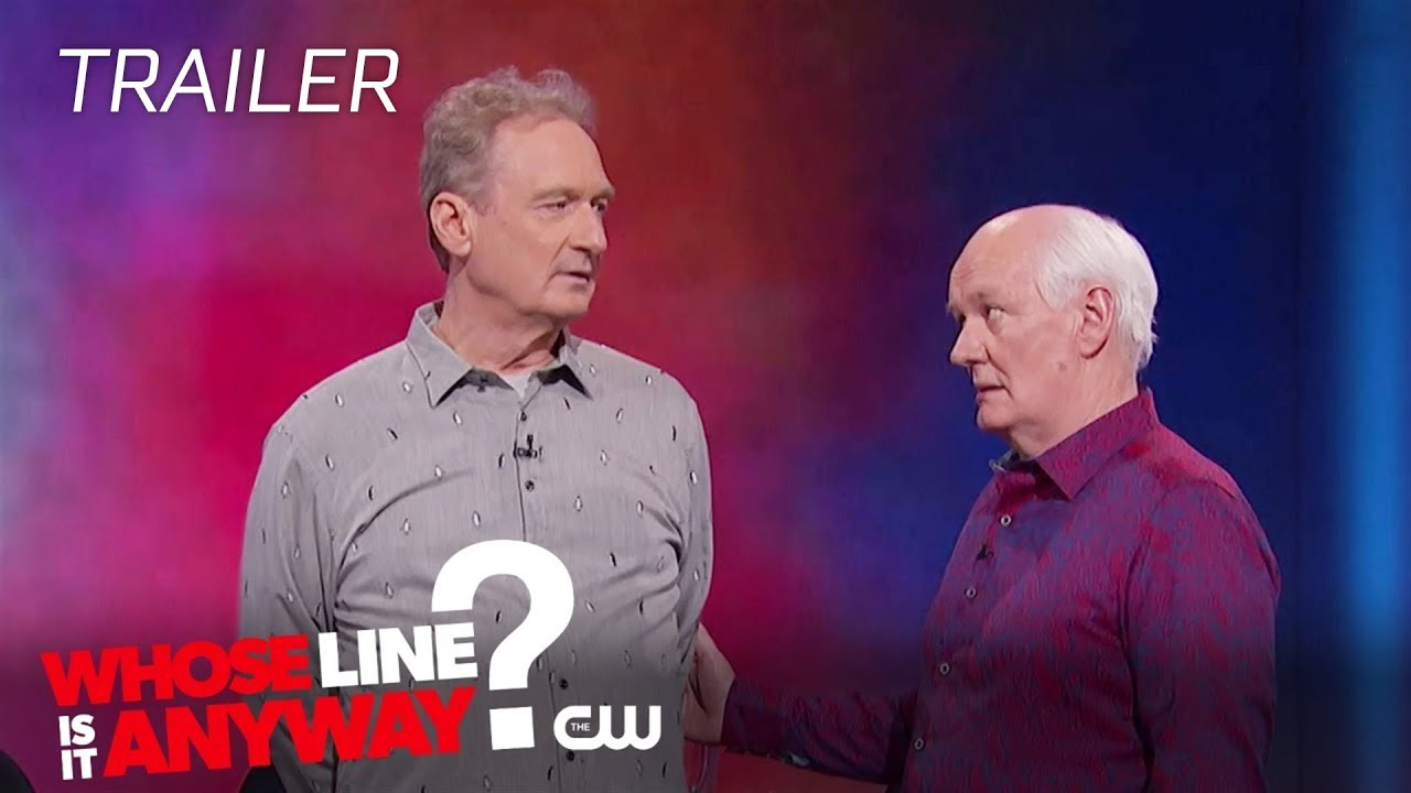 Watch Whose Line Is It Anyway? (UK) Streaming Online ...