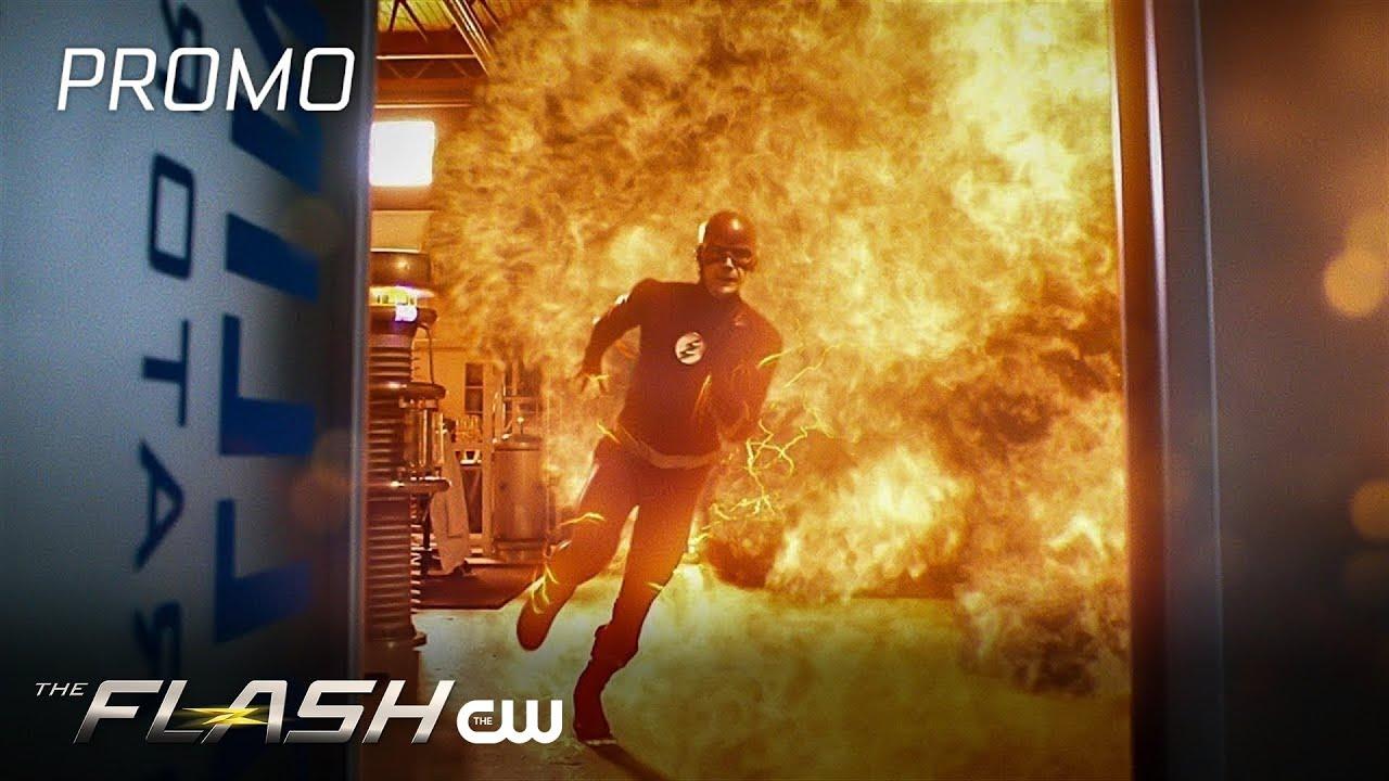 The Flash Season 6 Comic-Con 2019 Sizzle | WWLP