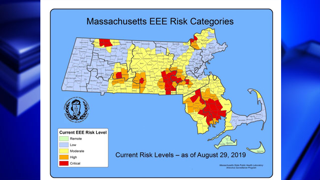 No human vaccine for EEE | WWLP