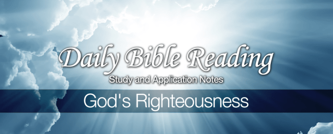Gods-Righteousness
