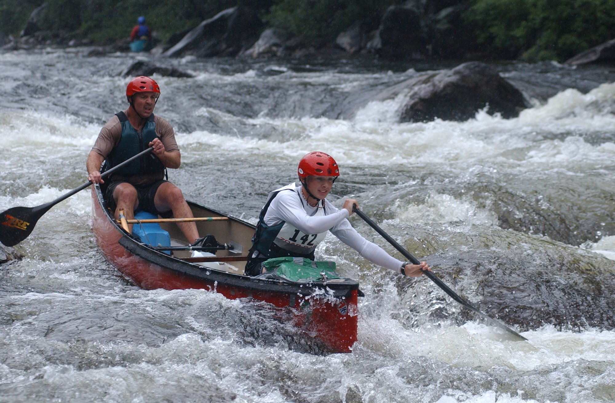 WWOCD – Whitewater Open Canoe Downriver Nationals